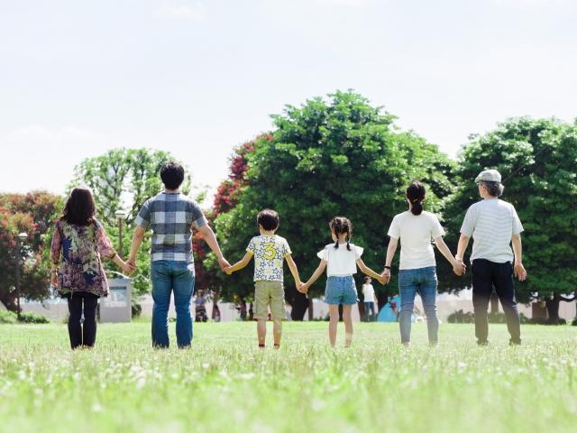 ご家族の方
